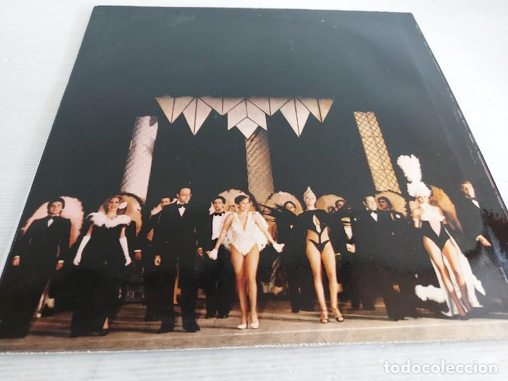 Discos de vinilo: LINA MORGAN EN SUS ÉXITOS DE LA MARINA TE LLAMA / LP-GATEFOLD - MARFER-1980 / MBC. ***/*** - Foto 3 - 263077900