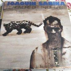 Discos de vinilo: JOAQUIN SABINA* - EL HOMBRE DEL TRAJE GRIS (LP, ALBUM, DMM)ARIOLA 5C 209322.BUEN ESTADO.VG++ / NM. Lote 263079705
