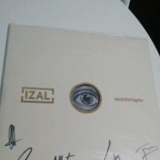 Discos de vinilo: LP DISCO VINILO IZAL AUTOTERAPIA. Lote 263079930