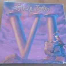 Discos de vinilo: CIRCLE JERKS VI LP 1987 CON INSERTO. Lote 263084320