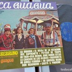 Discos de vinilo: LA GUAGUA TORREBRUNO BELTER 23178 SPAIN 1976. Lote 263093845