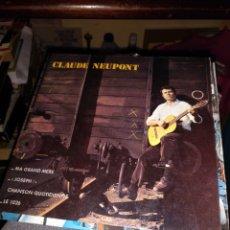 Discos de vinilo: CLAUDE NEUPONT. Lote 263094440