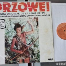 Discos de vinilo: ORZOWEI/GUIDO&MAURIZIO DE ANGELIS. Lote 263102730