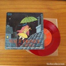 Discos de vinilo: WALT DISNEY EN CATALA -SINGLE VINILO 7''- MARY POPPINS / BLANCANEUS. Lote 263107870
