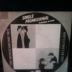 Discos de vinilo: THE MONOCHROME SET 1984 PROMO P.D.I. SPAIN. Lote 263127785