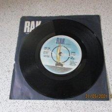 Discos de vinilo: KIM WILDE - CHEQUERED LOVE - SINGLE - UK - RAK - REF RAK 330 - L -. Lote 263129240