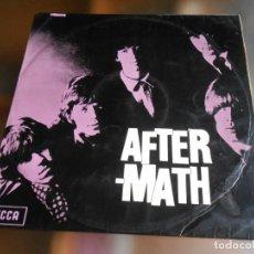 Discos de vinilo: ROLLING STONES, THE - AFTERMATH -, LP, MOTHER´S LITTLE HELPER + 12, AÑO 1966. Lote 263129490