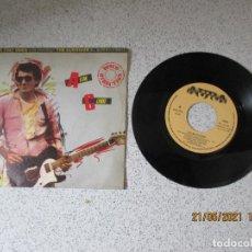 Discos de vinilo: ALLAN CLARKE - THE ONLY ONES - SINGLE - SPAIN - AURA - REF SPBO - 7914 - L -. Lote 263130910