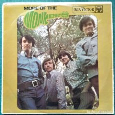 Discos de vinilo: THE MONKEES - MORE OF THE MONKEES (LP, ALBUM, MONO) (1967/UK). Lote 263135235