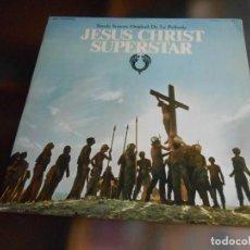 Discos de vinilo: JESUS CHRIST SUPERSTAR - BANDA SONORA ORIGINAL DE LA PELÍCULA -, 2 LP, OVERTURE + 25, AÑO 1974. Lote 263135995