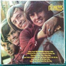 Discos de vinilo: THE MONKEES - THE MONKEES (LP, ALBUM, MONO) (1967/UK). Lote 263137625