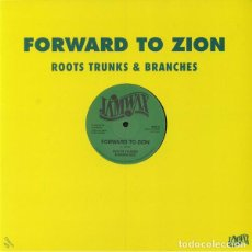 "Discos de vinilo: ROOTS TRUNKS & BRANCHES - FORWARD TO ZION - 12"" [JAMWAX, 2018] ROOTS REGGAE DUB. Lote 263149630"
