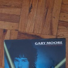 "Discos de vinilo: GARY MOORE ‎– FRIDAY ON MY MIND LABEL: 10 RECORDS ‎– 90327, VIRGIN ‎– 90327 FORMAT: VINYL, 7"", 45 RP. Lote 263151045"