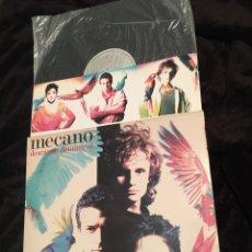 Discos de vinilo: MECANO - DESCANSO DOMINICAL (CON ENCARTE) - ALBUM LP 1988 - SPAIN - EN BUEN ESTADO. Lote 263166890