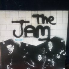 Discos de vinilo: THE JAM 1977 1 STS PRESSING POLYDOR RECORDS LONDON. Lote 263167025