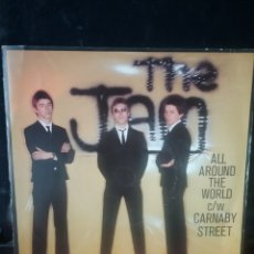 Discos de vinilo: THE JAM 1977 POLYDOR RECORDS. Lote 263169125