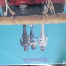 Discos de vinilo: TRIANGA MERCI KASSAV LP. Lote 263174895