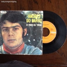 Discos de vinilo: ANDRES DO BARRO. SINGLE 1969.. ENVIO INCLUIDO.. Lote 263176210