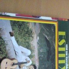 Discos de vinilo: ESTITXU UNA VOZ INCREIBLE LP MOVIE PLAY. Lote 263176705