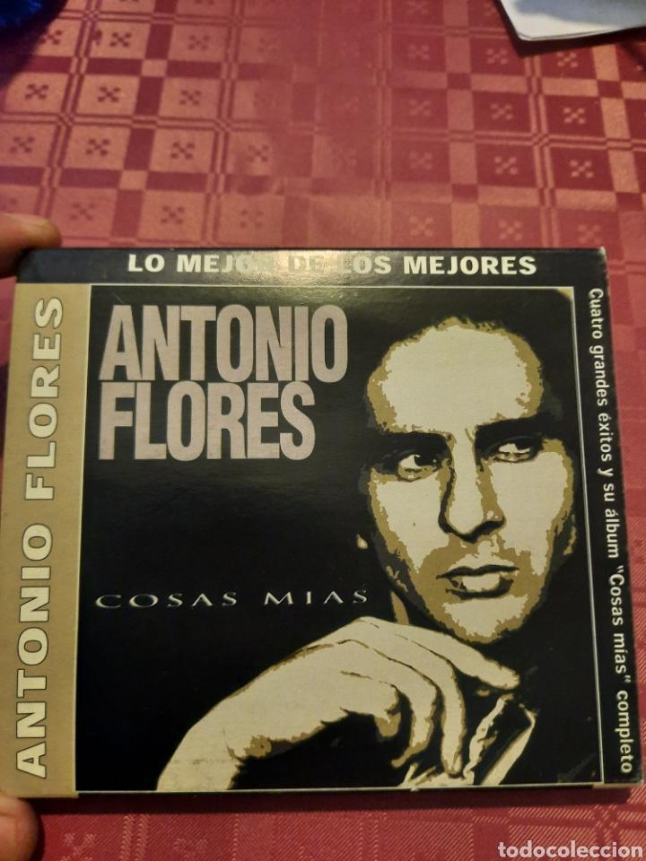 ANTONIO FLORES COSAS MÍAS. (Música - Discos - LP Vinilo - Cantautores Españoles)