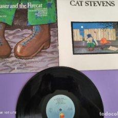 Discos de vinilo: JOYA. LP. CAT STEVENS. TEASER AND THE FIRECAT - H 85389 A&M RECORDS. AÑO 1971 GATEFOLD.. Lote 263179555