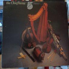 Discos de vinilo: THE CHIEFTAINS - THE CHIEFTAINS 5 (ISLAND RECORDS, CANADA, 1975). Lote 263180940