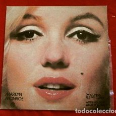 Discos de vinilo: MARILYN MONROE (SINGLE BSO 1982) I'M GONNA FILE MY CLAIM - AFTER YOU GET WHAT YOU WANT. Lote 263183030