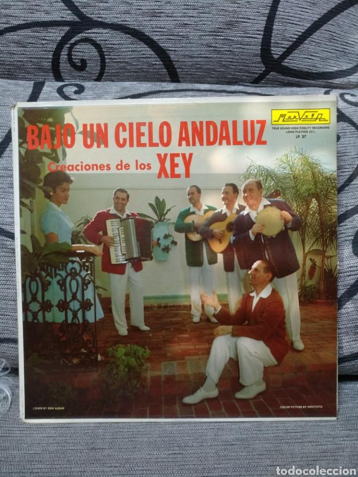 LOS XEY - BAJO UN CIELO ANDALUZ (Música - Discos - LP Vinilo - Otros estilos)