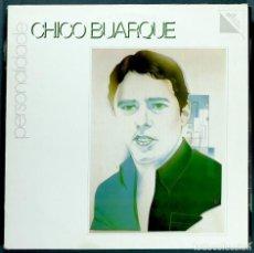 Disques de vinyle: LP DE CHICO BUARQUE: PERSONALIDADE. PHILIPS, 1988. EXCELENTE ESTADO.. Lote 263188620