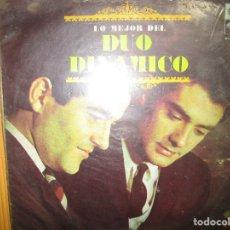 Discos de vinilo: 6 LP'S DUO DINAMICO VENEZUELA + VICENTE FERNANDEZ + OTROS 4 LP'S VER LAS FOTOGRAFIAS. Lote 263192850
