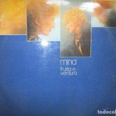Discos de vinilo: 5 LP'S MINA + SINATRA + OTROS 3 LP'S VER LAS FOTOGRAFIAS. Lote 263194245
