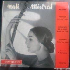 Discos de vinilo: MATÍ MISTRAL. Lote 263199300