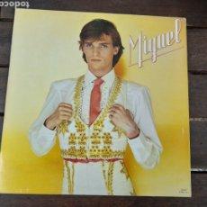 Discos de vinilo: MIGUEL BOSE. Lote 263199900