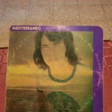 Discos de vinilo: JOAN MANUEL SERRAT MEDITERRANEO 1971. Lote 263199940