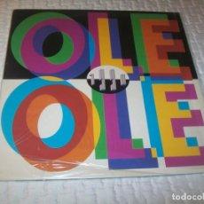 Discos de vinilo: OLE OLE -1990 ..LP DE 1990 - MARTA SANCHEZ ..PORTADA ABIERTA - BUEN ESTADO. Lote 263201620