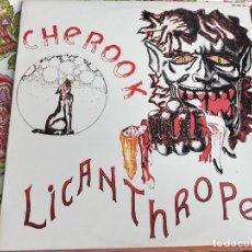 """Discos de vinilo: CHEROOK - LICANTHROPE (12"""") SELLO:HISPAVOX CAT. Nº: 549 175.VINILO NUEVO.MINT / VG+++.ITALO DISCO. Lote 263204840"""