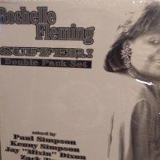 Discos de vinilo: ROCHELLE FLEMING.** SUFFER! THE CONSEQUENCE **. Lote 263209385