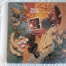 Discos de vinilo: DISCO VINILO LP PIQUANT - TANIA MARÍA -. Lote 263211645