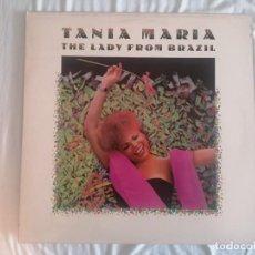 Discos de vinilo: DISCO VINILO LP THE LADY FROM BRAZIL - TANIA MARÍA -. Lote 263211690