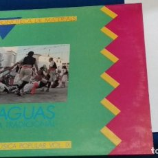 Discos de vinilo: LP ( TITAGUAS MÚSICA TRADICIONAL - TALLERS DE MÚSICA POPULAR VOL. IX ) 1987 DI-FUSIÓ MEDITERRÀNIA. Lote 263214305