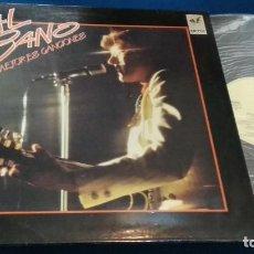Discos de vinilo: LP - AL BANO - SUS MEJORES CANCIONES - LP - NIPPER 1985 SPAIN - BIEN CONSERVADO. Lote 263215105