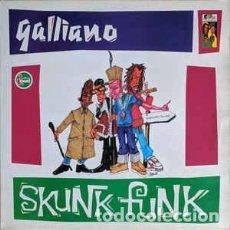 """Discos de vinilo: GALLIANO - SKUNK FUNK (12"""") LABEL:TALKIN' LOUD, TALKIN' LOUD CAT#: TLKX 23, 866 931-1. Lote 263222315"""