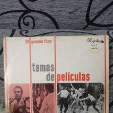 Discos de vinilo: 28 GRANDES FILMS - TEMAS DE PELÍCULAS. Lote 294277448