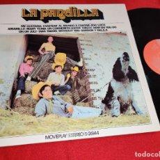 Discos de vinilo: LA PANDILLA LP 1972 MOVIEPLAY GATEFOLD. Lote 263232545