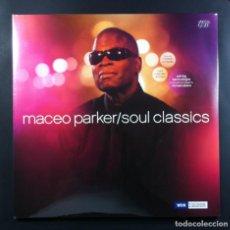 Discos de vinilo: MACEO PARKER - SOUL CLASSICS DOBLE LP 2XLP 2012 - MOOSICUS (NUEVO / PRECINTADO). Lote 263233555