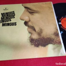 Discos de vinilo: MINGUS MINGUS LP 1965 IMPULSE/HISPAVOX MONO A-54 ESPAÑA SPAIN GATEFOLD. Lote 263236010