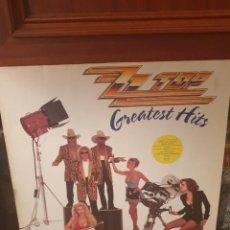 Discos de vinilo: ZZTOP / GREATEST HITS / WARNER BROS 1992. Lote 263254015