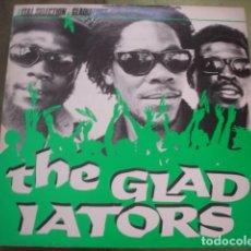 Discos de vinilo: THE GLADIATORS VITAL SELECTION. Lote 263257240