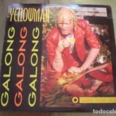 Discos de vinilo: YELLOWMAN GALONG GALONG GALONG. Lote 263257430