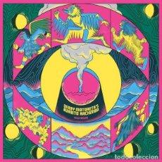 Discos de vinilo: LP DERBY MOTORETA´S BURRITO KACHIMBA HILO NEGRO VINILO NEON MAGENTA PROG. Lote 263259410